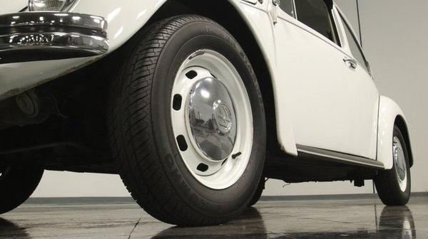 1972 Volkswagen Beetle  for Sale $15,995
