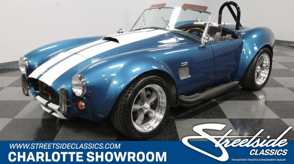 1965 Shelby Cobra Replica For Sale In Concord North Carolina