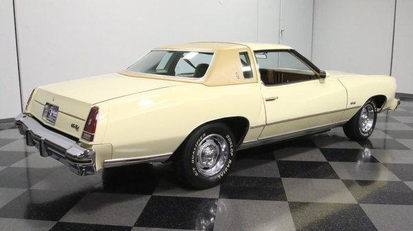 1976 Chevrolet Monte Carlo  for Sale $16,995
