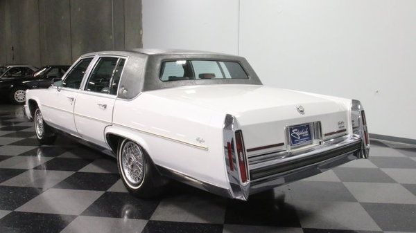 1989 Cadillac Brougham  for Sale $11,995
