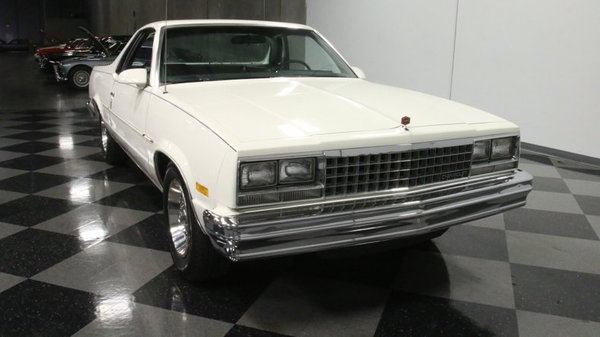 1986 Chevrolet El Camino  for Sale $16,995