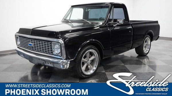 1971 Chevrolet C10  for Sale $36,995