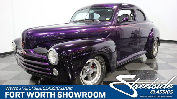 1946 Ford Coupe Streetrod  for Sale $25,995