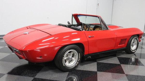 1966 Chevrolet Corvette Convertible Replica  for Sale $37,995