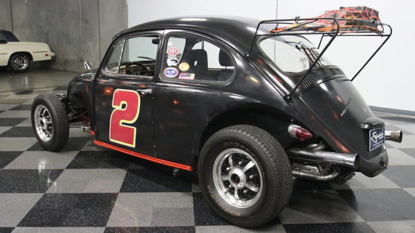 1967 Volkswagen Beetle Rat Rod  for Sale $13,995