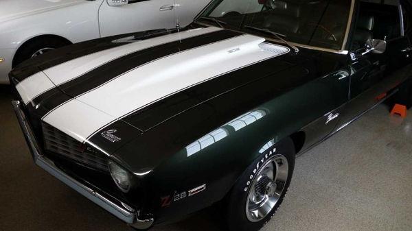 1969 CHEVROLET CAMARO  for Sale $79,949
