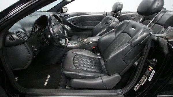 2004 Mercedes-Benz CLK55 AMG Convertible  for Sale $17,995