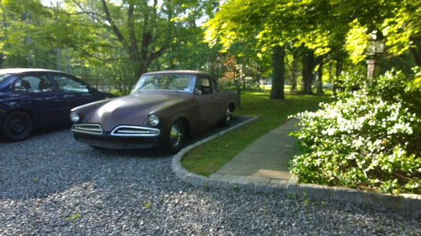 1953 STUDEBAKER COMMANDER  for Sale $17,549