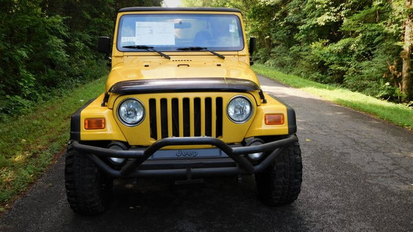 2000 Jeep Wrangler  for Sale $8,000