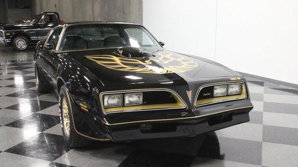 1978 Pontiac Firebird Trans Am  for Sale $38,995