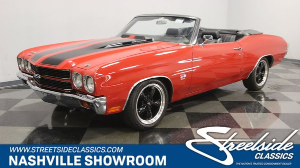 Magnificent 1970 Chevrolet Chevelle Ss 454 Tribute Convertible For Sale In La Wiring Database Heeveyuccorg