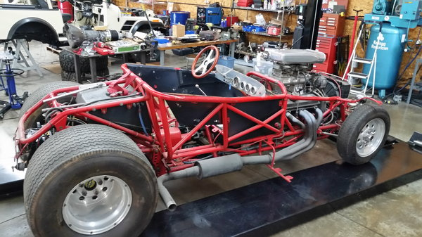 27 T Roadster  for Sale $28,000