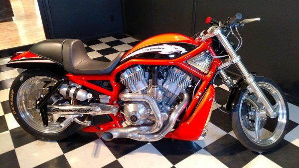 2006 Harley-Davidson Destroyer VRXSE, Brand New - - $19,500  for Sale $19,500