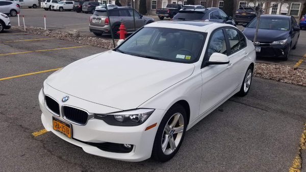 2015 BMW 328i xDrive  for Sale $16,600