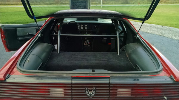 1985 Firebird roller  for Sale $11,500