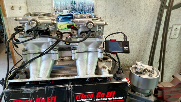 FiTech Fuel Injection for sale in BENTON, PA, Price: $1,700