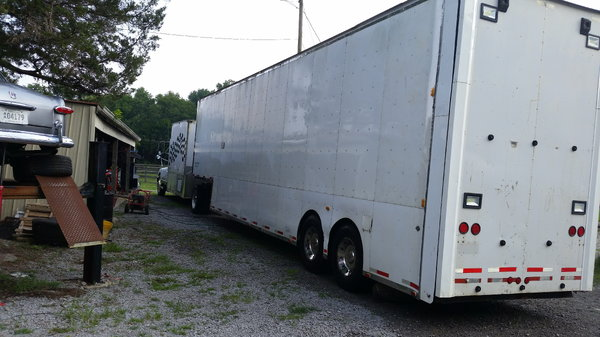 T600  LIFTGATE  TRA 45FT  for Sale $47,500