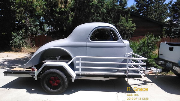 41 Willy's BODY new  for Sale $6,800
