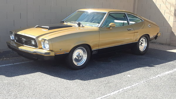 1977 ford Mustang Mach 1  for Sale $10,000