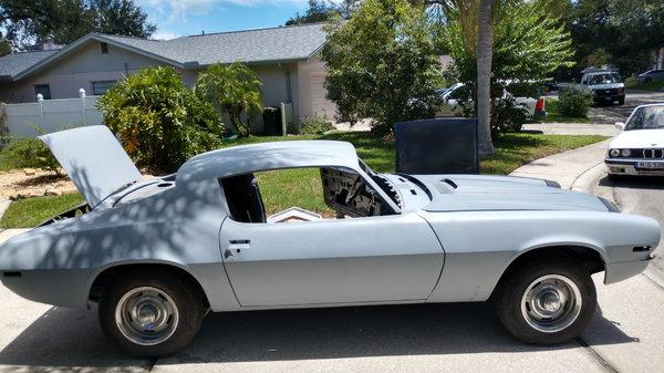 1970 Chevrolet Camaro  for Sale $12,000