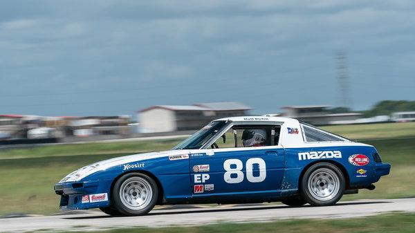 1982 Mazda RX7 SCCA E Production  for Sale $16,000