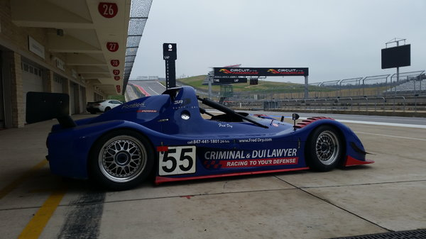 Slick! 2004 Radical SR3 1400cc  for Sale $42,500