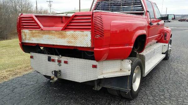 1994 GMC CREW CAB CUSTOM TRUCK  for Sale $19,500