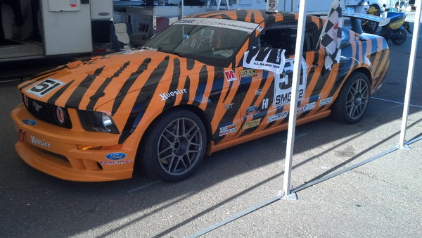 SCCA Spec Mustang / T2  for Sale $37,500