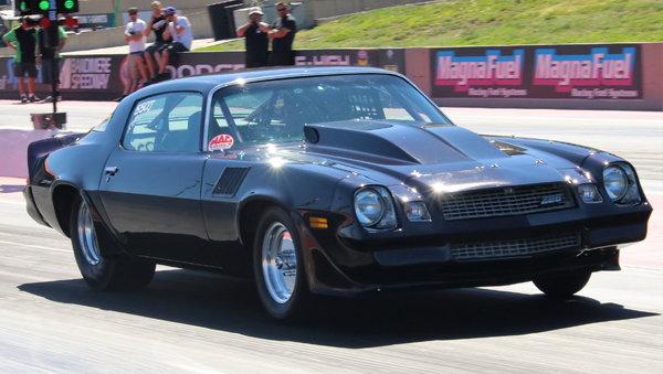 81 Z28 Camaro