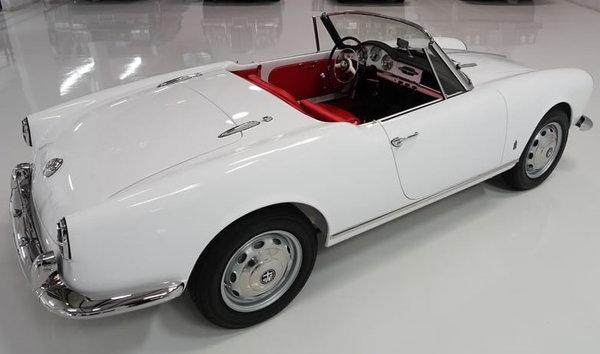 1959 Alfa Romeo Giulietta  for Sale $87,000