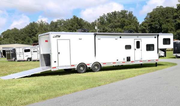 2021 STW Toy Hauler with LQ