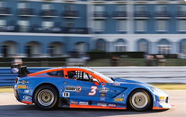 Trans Am/GT1 - C7 Corvette