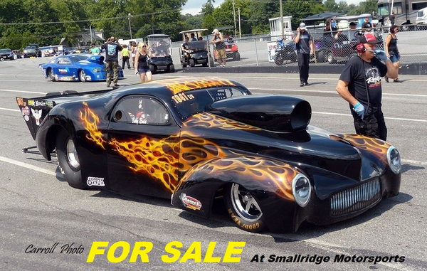 Race Ready McAmis Willys  for Sale $74,500