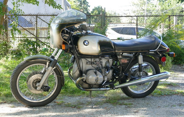 1976 BMW R90S  for Sale $9,000
