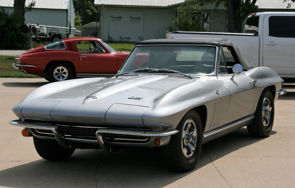 1966 CORVETTE #'S MATCHING  for Sale $53,900