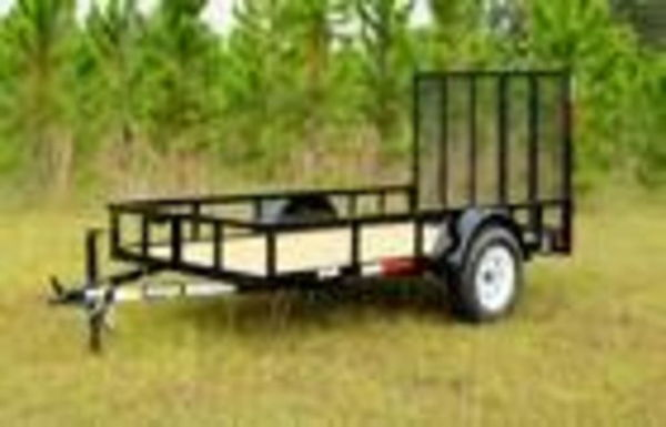 2020 Anderson Manufacturing, Inc. LS 6X12'