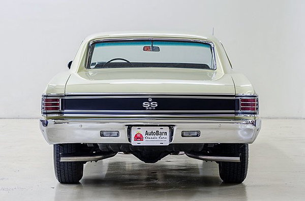1967 Chevrolet Chevelle SS  for Sale $47,995