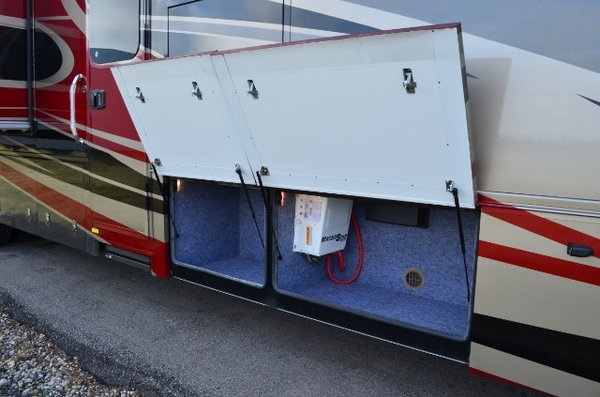 2018 Haulmark 45BH Status Super C Class Motorcoach