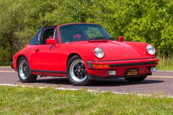 1983 Porsche 911  for Sale $0