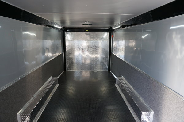 28' NOS Package Race Trailer ST# 33555