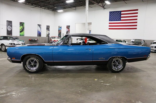 1969 Plymouth GTX  for Sale $40,900