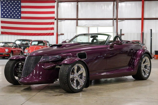 1999 Plymouth Prowler  for Sale $21,900