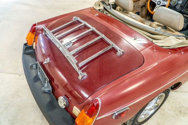 1978 MG B  for Sale $9,900