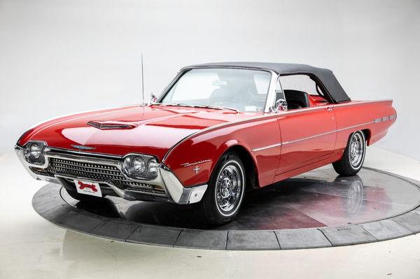 1962 Ford Thunderbird  for Sale $69,950