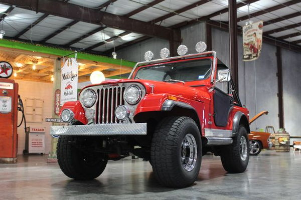 1977 Jeep CJ5 for sale  for Sale $17,250