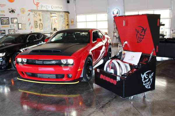 2018 Dodge Challenger  for Sale $115,000