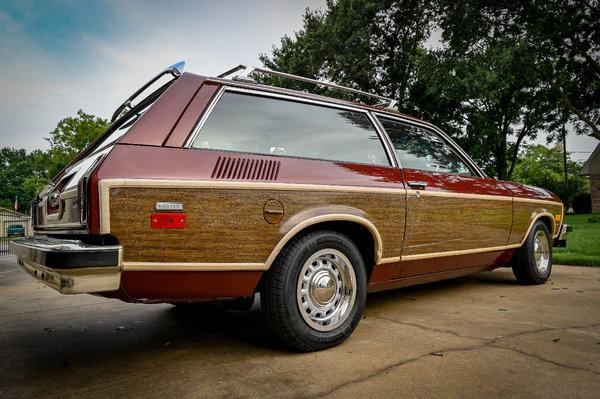 1976 Chevrolet Vega