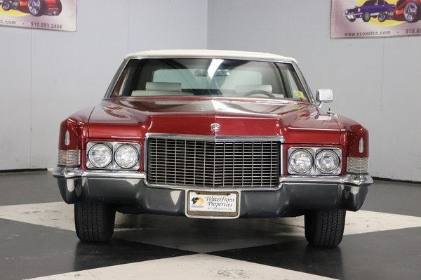 1970 Cadillac DeVille  for Sale $19,000