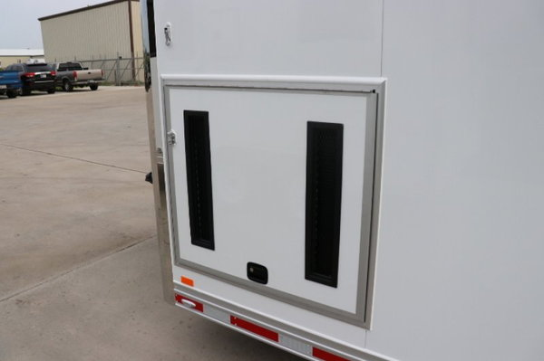 2018 inTech 32' All Aluminum Tag Trailer  for Sale $34,994