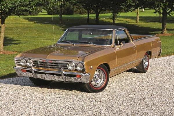 1967 Chevrolet El Camino  for Sale $75,000